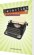 sebastian og skrivemaskinen - bog