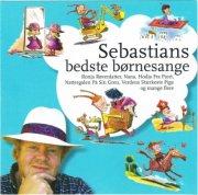 sebastian - sebastians bedste børnesange - cd