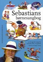 sebastians børnesangbog - bog