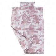 sebra junior sengetøj / sengesæt - in the sky - rosa - Babyudstyr