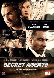 secret agents - 2013 - DVD