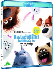 kæledyrenes hemmelige liv / the secret life of pets - Blu-Ray