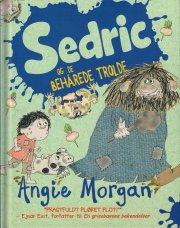 sedric og de behårede trolde - bog