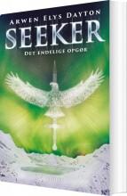 seeker 3: det endelige opgør - bog