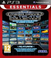 sega mega drive ultimate collection (sonic genesis) (essentials) - PS3