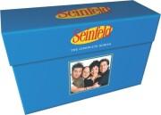 seinfeld dvd box set - sæson 1-9 komplet - DVD