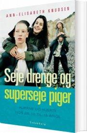 seje drenge og superseje piger - bog