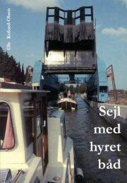 sejl med hyret båd - bog