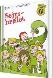 sejrsbrølet - bog