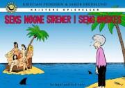 Image of   Seks Nøgne Sirener I Seng ønskes - Kristian Pedersen - Tegneserie