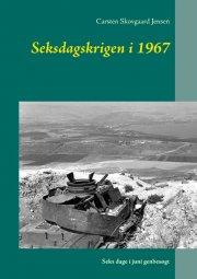 seksdagskrigen i 1967 - bog