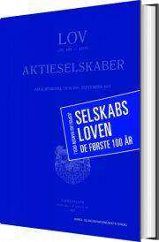 selskabsloven - bog