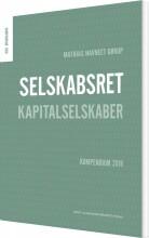 selskabsret - kompendium 2018 - bog
