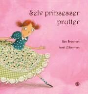 selv prinsesser prutter - bog