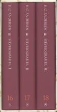 selvbiografier i-iii - bog