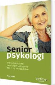 seniorpsykologi - bog