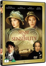 sense and sensibility - DVD