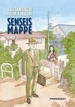 Billede af Senseis Mappe - Jiro Taniguchi - Tegneserie