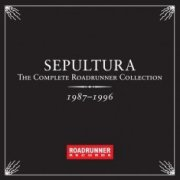 sepultura - the complete roadrunner collection - 1987-1996 - cd