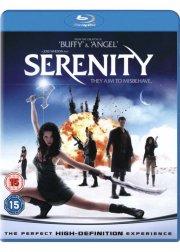serenity - Blu-Ray