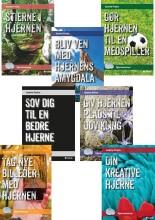 serie med syv minibøger - hjernevenner - bog