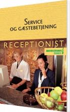service og gæstebetjening - bog