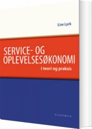 service- og oplevelsesøkonomi - bog