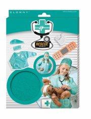 kirurg / læge kostume - one size - Udklædning