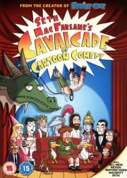 seth macfarlanes calvade of cartoon comedy - DVD