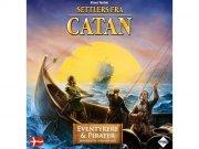 settlers of catan: eventyrere og pirater - dansk settlers udvidelse - Brætspil