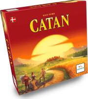 settlers of catan - grundspillet - brætspil - Brætspil