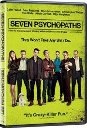 seven psychopaths - DVD