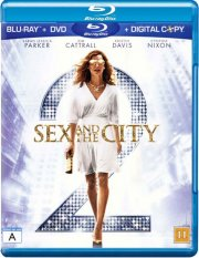 sex and the city 2  - Blu-Ray + Dvd