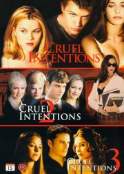 sex games / cruel intentions	1-3 - DVD