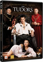the tudors - sæson 1 - DVD