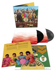 the beatles - sgt. pepper's lonely hearts club band - anniversary edition - Vinyl / LP