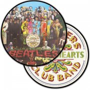 the beatles - sgt peppers lonely hearts club band - picture disc - Vinyl / LP