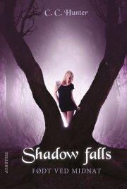 shadow falls #1: født ved midnat - bog