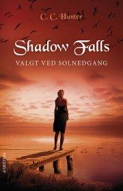 shadow falls 5: valgt ved solnedgang - bog