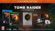 shadow of the tomb raider (steelbook edition) - xbox one