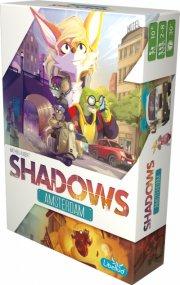 shadows brætspil: amsterdam - Brætspil