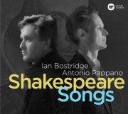 antonio pappano - shakespeare songs - cd