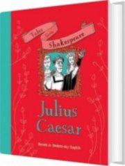shakespeares fortællinger - julius cæsar - bog