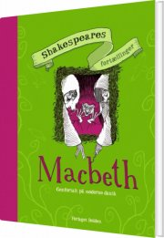 shakespeares fortællinger - macbeth - bog