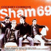 sham 69 - best of - cd