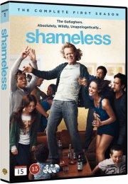 shameless - sæson 1 - DVD