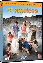 shameless - sæson 2 - DVD