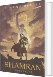 shamran - den som kommer - bog