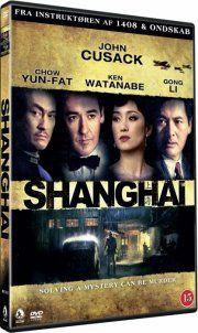 shanghai - DVD