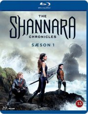 shannara chronicles - sæson 1 - Blu-Ray